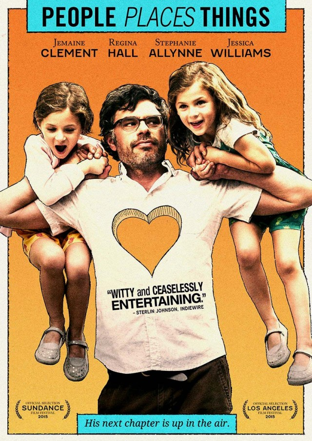 People Places Things 2015 Movie Watch Online