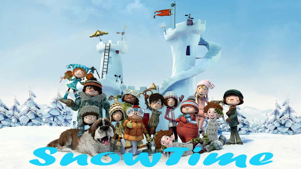 Snowtime! 2015 Movie Watch Online Free