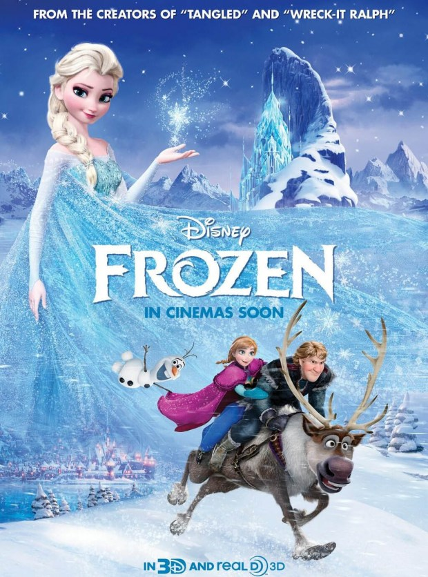 Frozen 2013 Movie Free Download