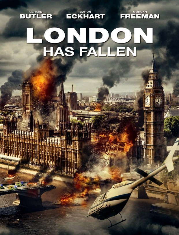 London Has Fallen 2016 Movie Watch Online Free