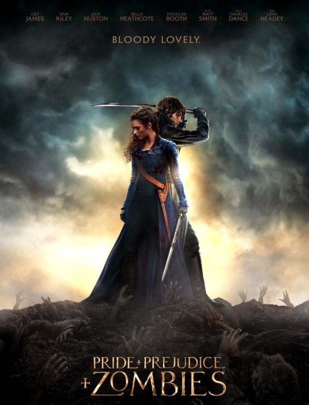 Pride and Prejudice and Zombies 2016 Movie Free Download