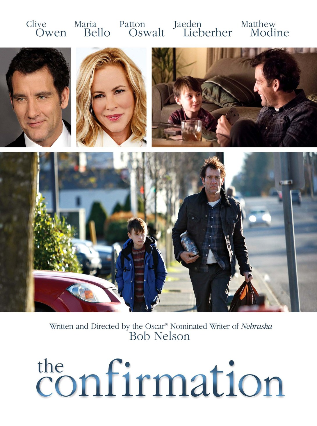 The Confirmation 2016 Movie Watch Online Free