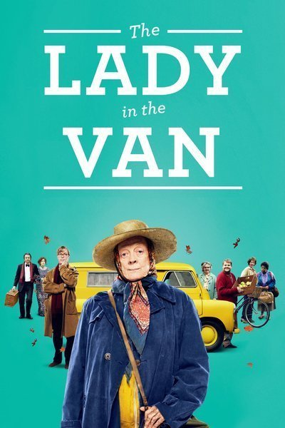 The Lady in the Van 2015 Movie Watch Online Free