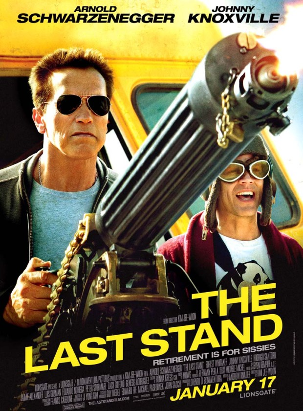 The Last Stand 2013 Movie Free Download