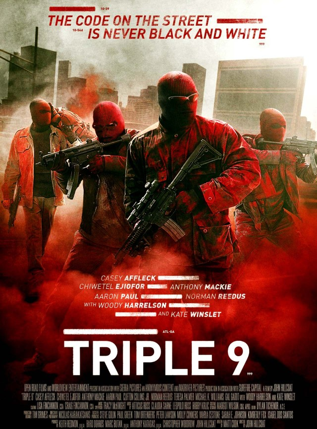 Triple 9 (2016) Movie Watch Online Free