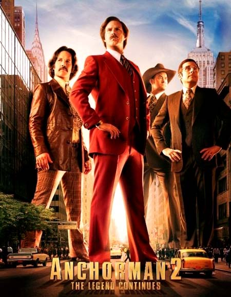 Anchorman 2: The Legend Continues 2013 Movie Free Download