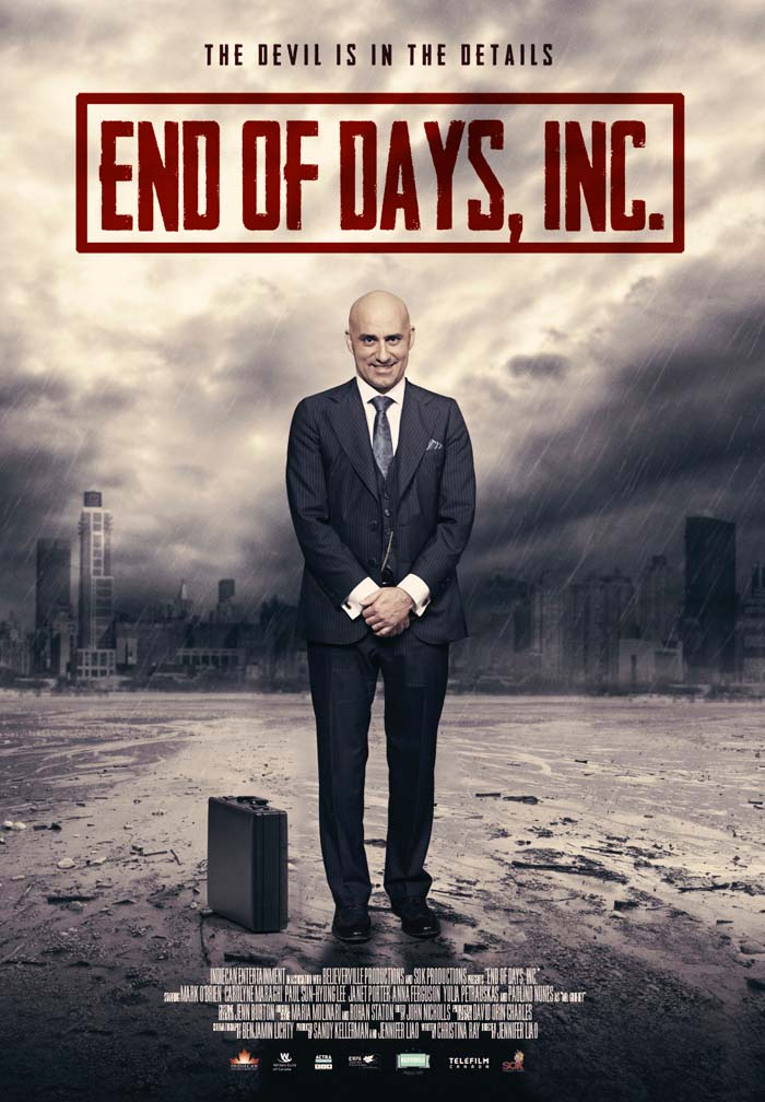 End of Days, Inc. 2015 Movie Free Download