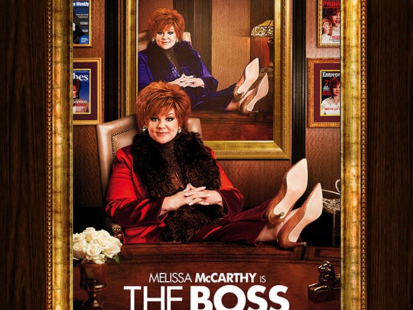 The Boss 2016 Movie Watch Online Free