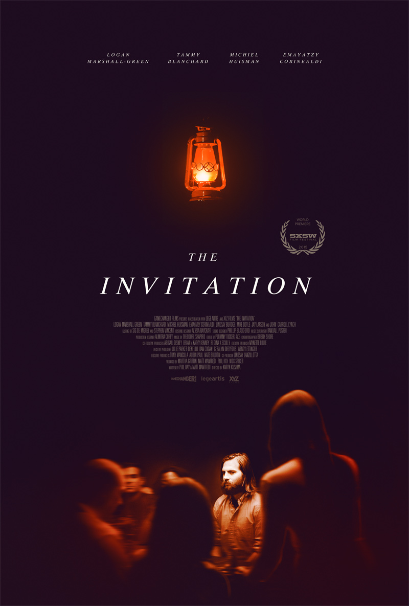 The Invitation 2015 Movie Watch Online Free