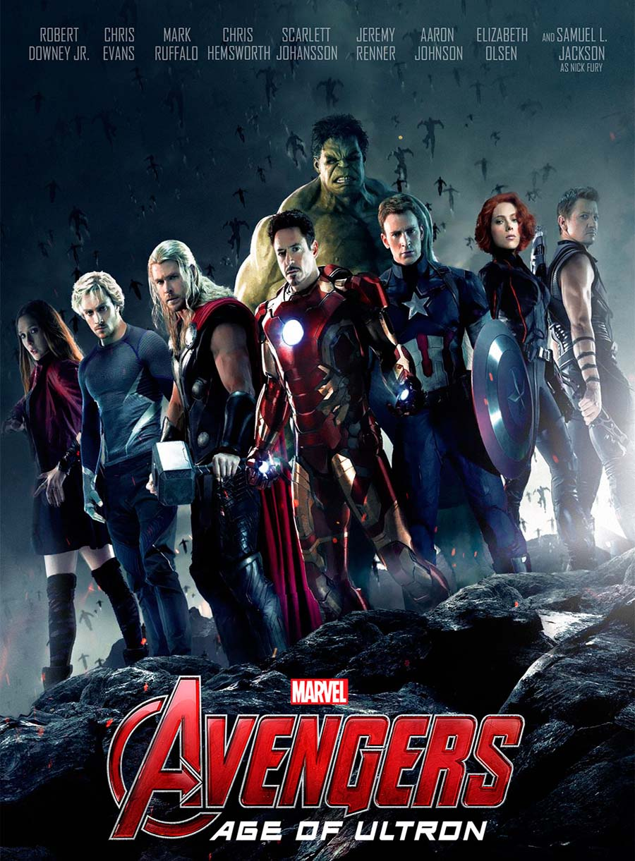 Avengers: Age of Ultron 2015 Hindi Dubbed Movie Free Download