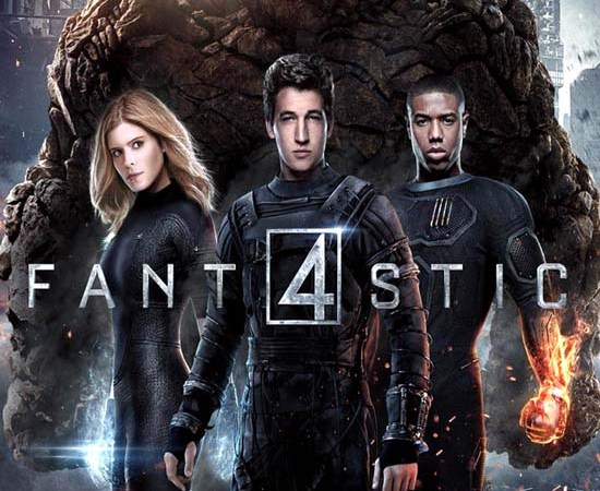 Fantastic Four 2015 Movie Free Download
