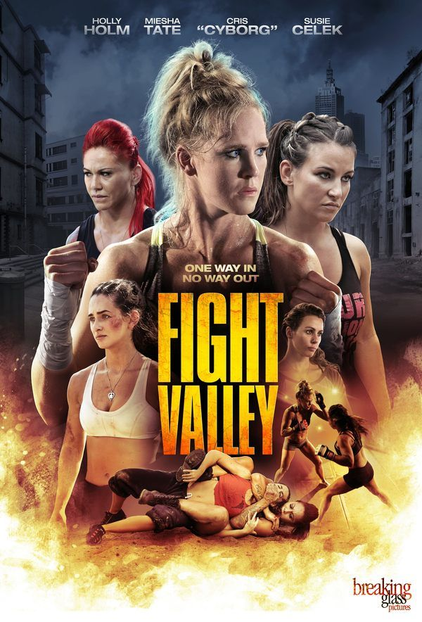 Fight Valley 2016 Movie Free Download