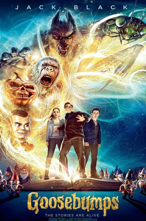 Goosebumps 2015 Full 720p Mp4 Movie Download