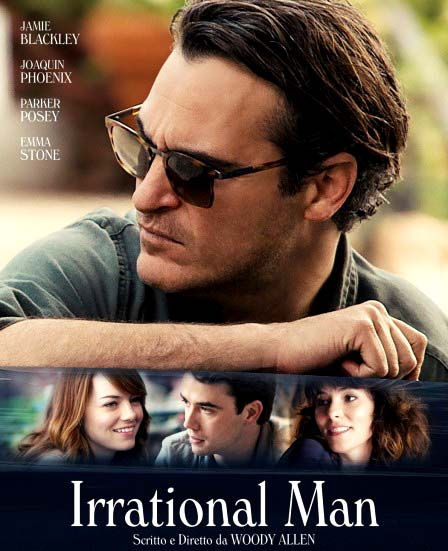 Irrational Man 2015 Full Movie Download