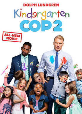 Kindergarten Cop 2 (2016) Movie Watch Online Free