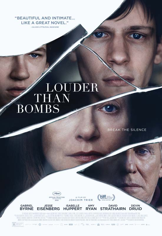 Watch Louder Than Bombs 2015 Full Movie Online Free Download