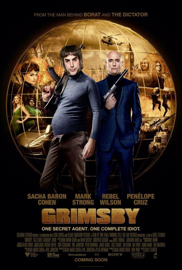 The Brothers Grimsby (Grimsby) 2016 Movie Watch Online Free