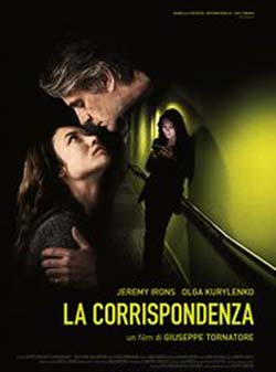 The Correspondence (La corrispondenza) 2016 Movie Free Download