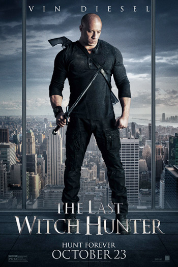 The Last Witch Hunter 2015 Movie Web-DL Download