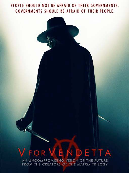 V for Vendetta 2005 Movie Free Download