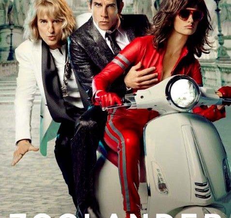 Zoolander 2 (2016) Movie Free Download
