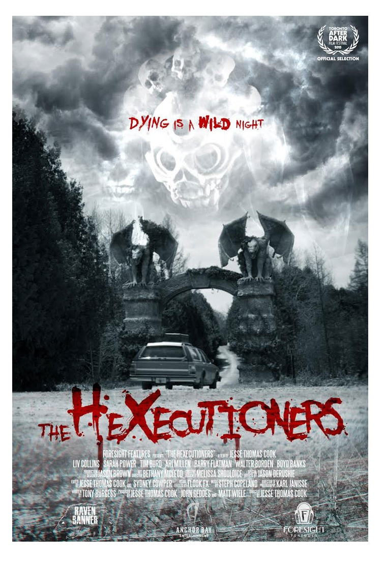 The Hexecutioners 2015 Movie Watch Online Free