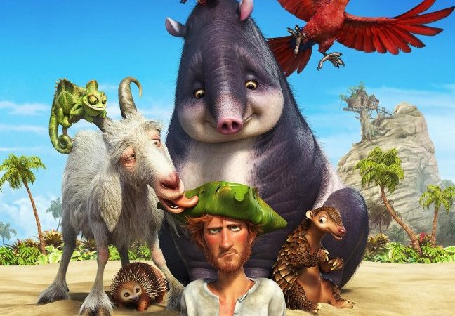 The Wild Life (Robinson Crusoe) 2016 Movie Watch Online Free
