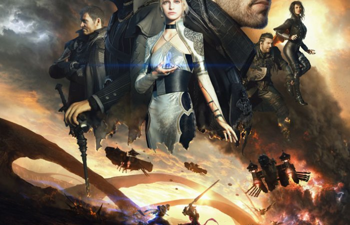 Kingsglaive: Final Fantasy XV 2016 Movie Watch Online Free
