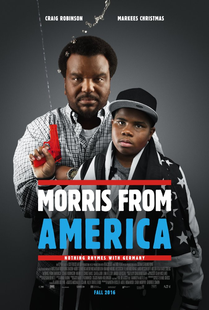 Morris from America 2016 Movie Watch Online Free