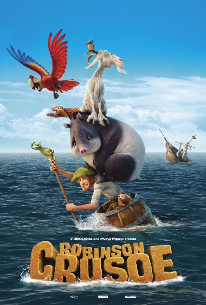 The Wild Life (Robinson Crusoe ) 2016 Movie Free Download