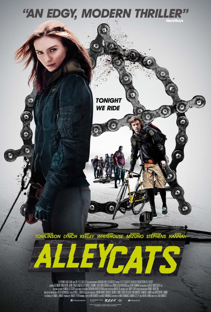 Alleycats 2016 Movie Free Download
