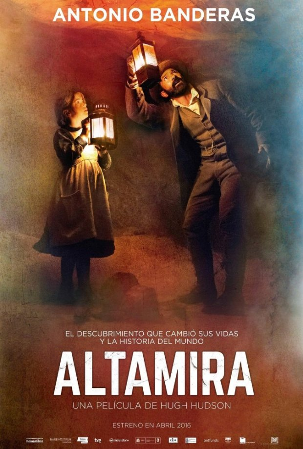 Finding Altamira (Altamira) 2016 Movie Watch Online Free