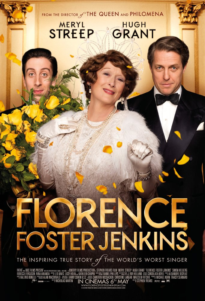 Florence Foster Jenkins 2016 Movie Free Download