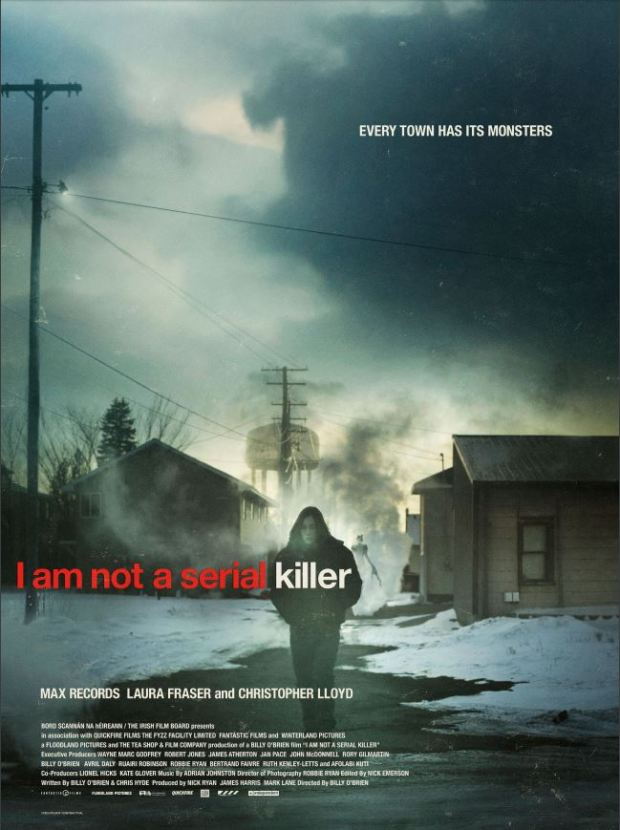 I Am Not A Serial Killer 2016 Movie Free Download