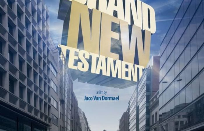 The Brand New Testament 2015 Movie Free Download
