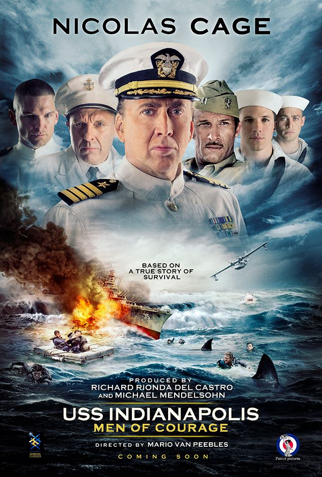 USS Indianapolis: Men of Courage 2016 Movie Watch Online Free