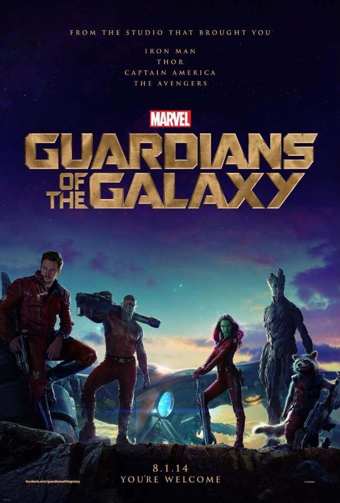 Guardians of the Galaxy 2014 Hindi Dubbed Movie Free Download