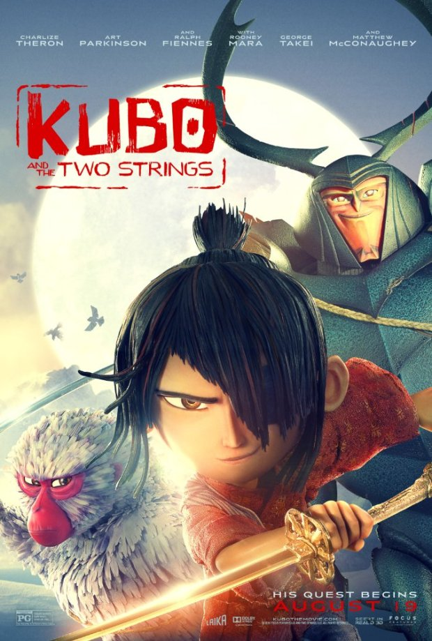 Kubo And The Two Strings 2016 Movie Free Download
