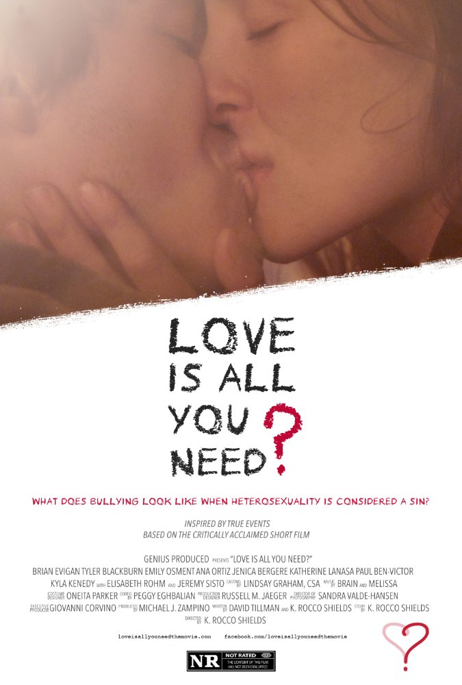 Love Is All You Need? 2016 Movie Watch Online Free