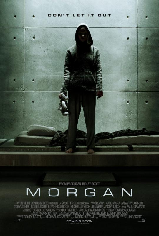 Morgan 2016 Hindi Dubbed Movie Free Download