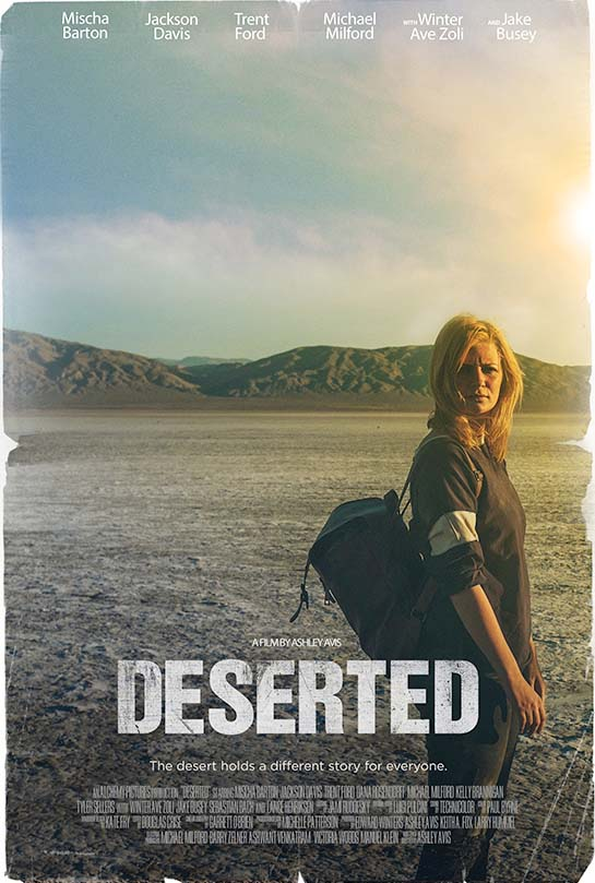 Deserted 2016 Movie Watch Online Free
