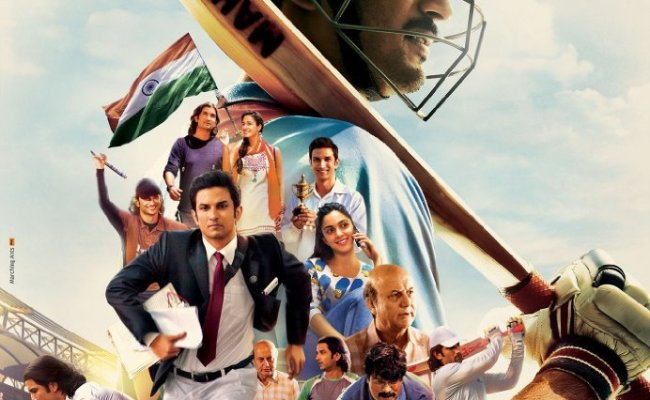 Full Hd 1080p Movies Blu-ray Hindi M.S. Dhoni - The Untold Story - Kainear