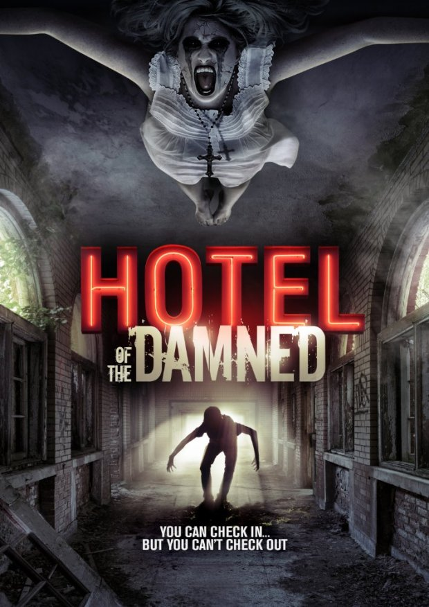 Hotel of the Damned 2016 Movie Free Download