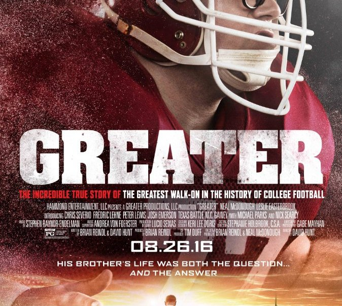 Greater 2016 Movie Free Download