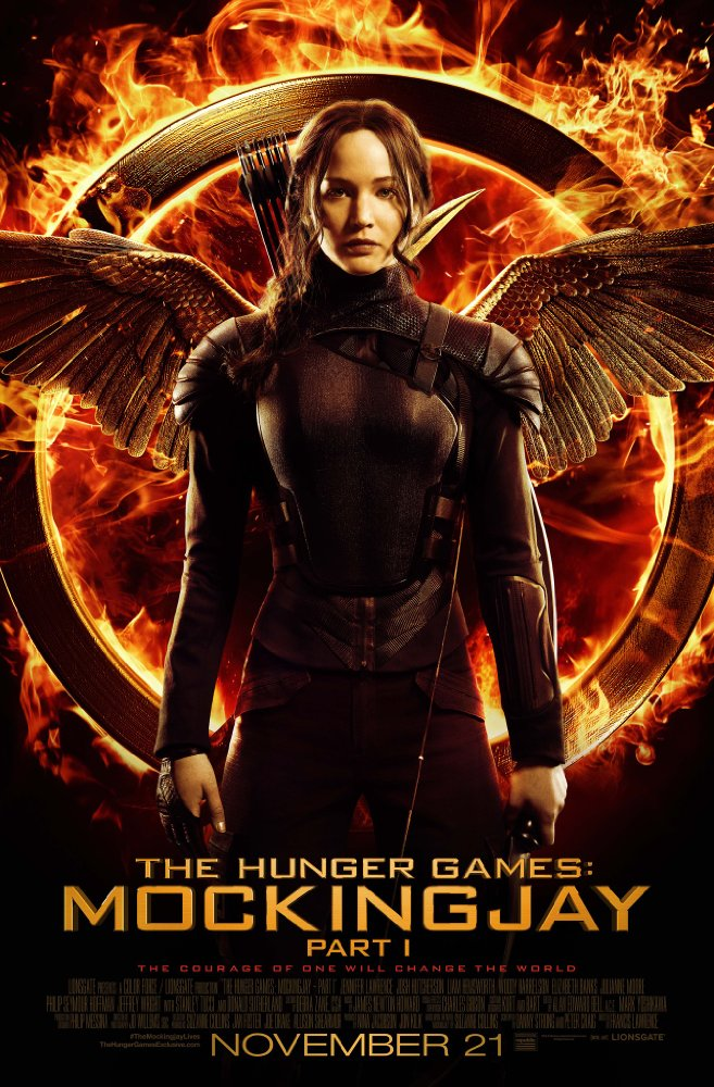The Hunger Games: Mockingjay - Part 1 (2014) Full Movie ...