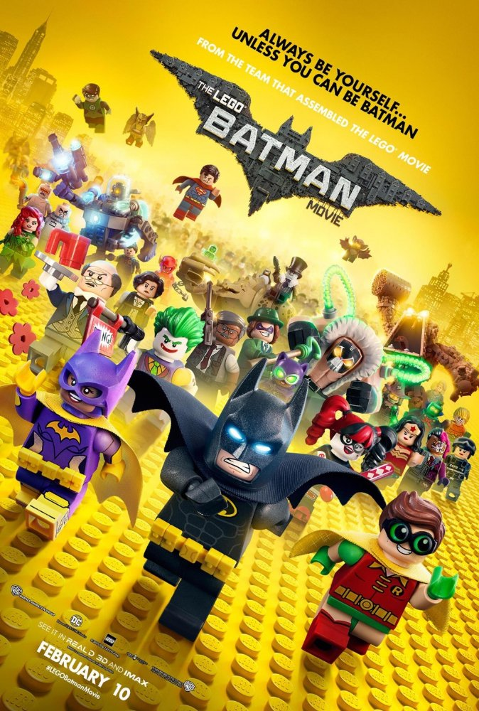 The LEGO Batman Movie 2017 Movie Free Download