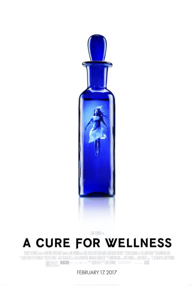 A Cure for Wellness 2017 Movie Watch Online Free