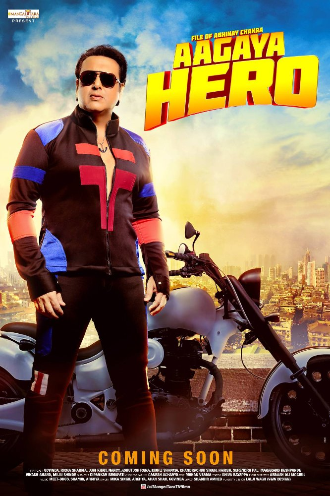 Aa Gaya Hero 2017 Hindi Movie Free Download