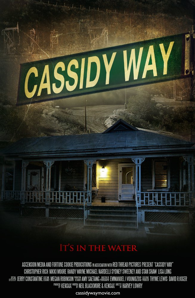 Cassidy Way 2016 Movie Watch Online Free