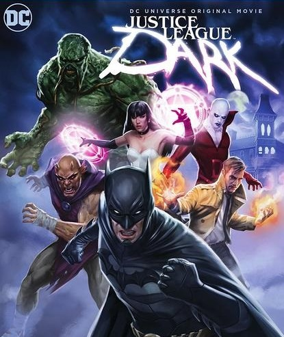 Justice League Dark Full Movie 2017 Free Download